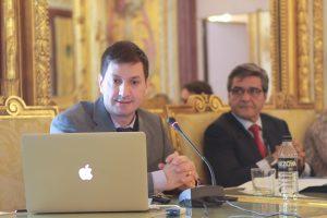Don Javier Rojas responsable de negocio IT Borak solutions